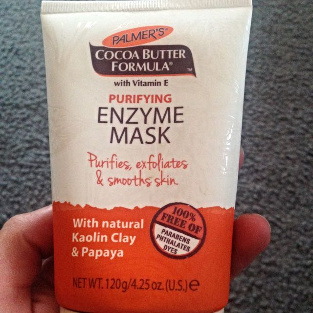 Palmers Cocoa Butter Enzyme Mask