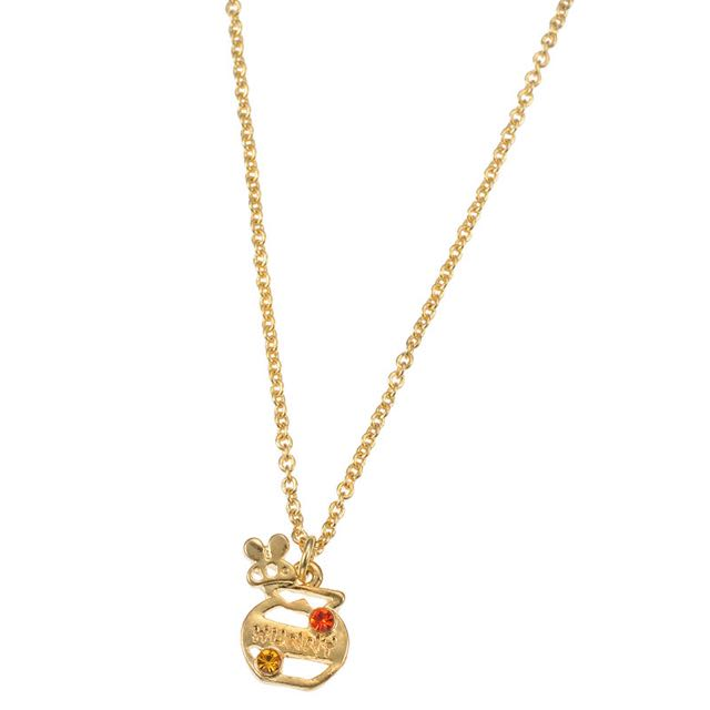 a59d986eb (PO) Authentic Disney Japan Winnie The Pooh Honey Pot Amulet Pendant  Necklace, Women's Fashion on Carousell