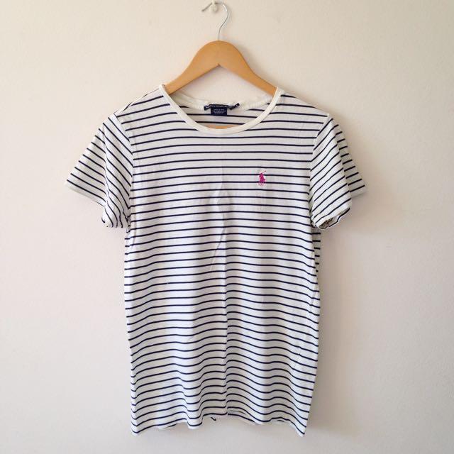 Ralph Lauren stripe t-shirt
