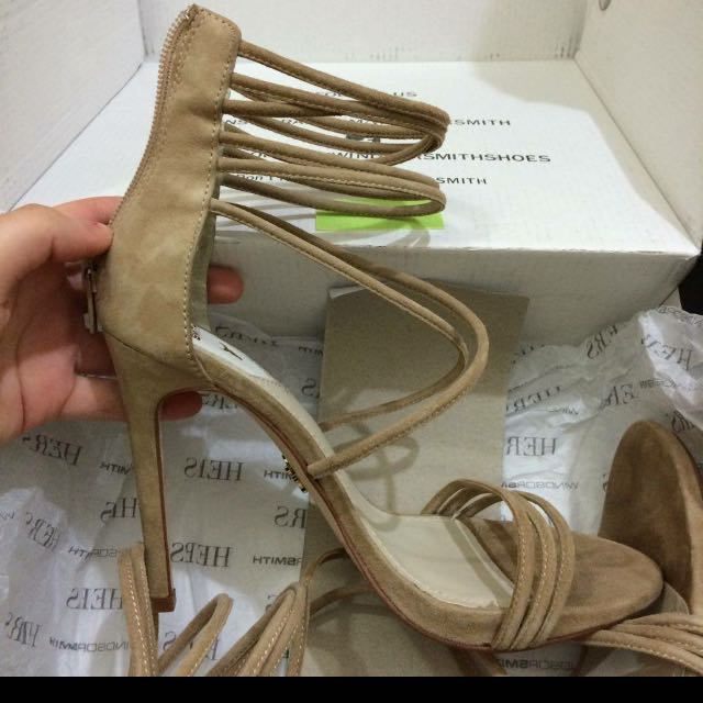 Size 6 Windsor Smith Heeled Sandals Suede