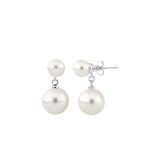 The Peach Box Earrings