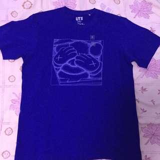 kaws Uniqlo T Shirt