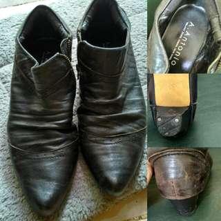 Antonio Angke Boots