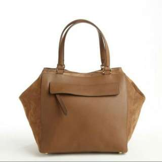 BN FENDI brown forest leather bag