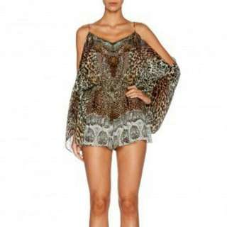 Camilla Playsuit - Roar Of The Court