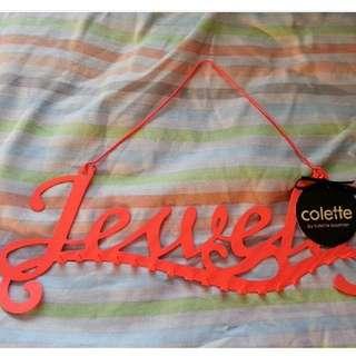 Colette Jewellery Hanger