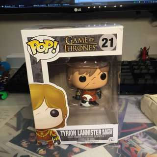 Pop - Game Of Thrones Tyrion Lannister