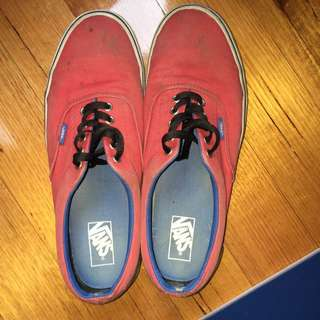 Vans Size 10-11
