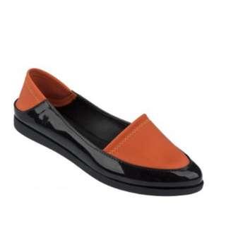 Melissa Shoes Space Sport Black Orange