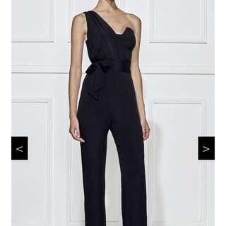 Misha Collection Maralah Black Pantsuit