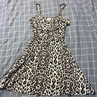 Cotton On Leopard Print Dress