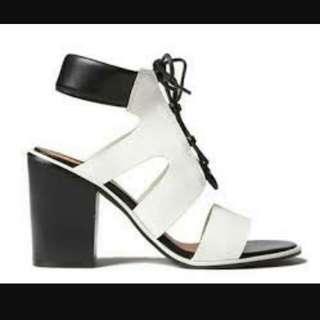 Rubi Shoes Lace Up Sandal Heels Senso Style