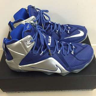 Nike Lebron XII 12 What If / Dallas Cowboys Size:US 10.5