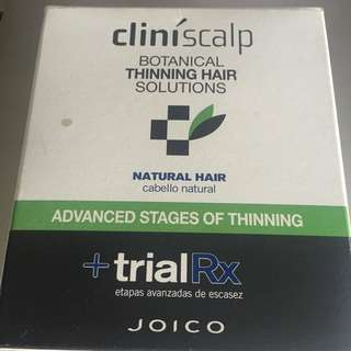 Joico Clinicscalp 3 Steps Trial Kit