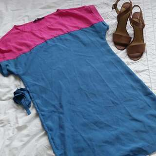 French connection Dress/ Tunic. Size 8