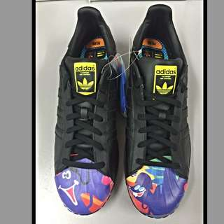 S83353 Superstar Pharrell Supershell Shoes Todd James Colors Adidas Sneakers