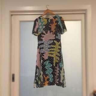 Gorman Zissou Silk Dress