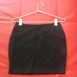 F21 Bodycon Skirt