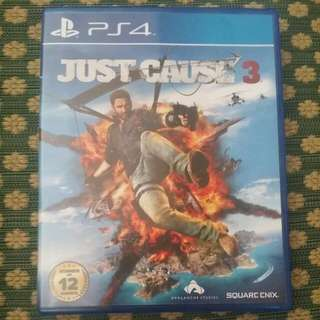 Sony Playstation 4 Game PS4: Just Cause 3