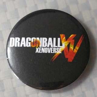 Dragon Ball XV Button
