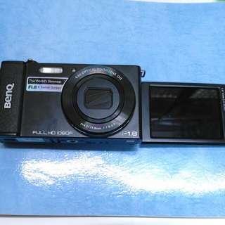BenQ  G1 復古翻轉螢幕類單 數位相機