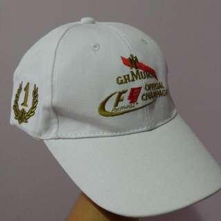 G.H. MUMM F1 Cap