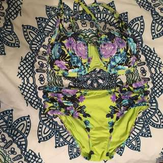 Seafolly Swimmers