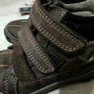 Shoes ORIGINAL Hush Puppies Brown Leather