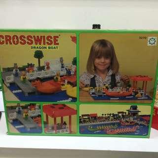 crosswise 積木