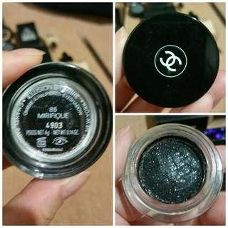 Chanel Illusion D'ombre + Lip Sample