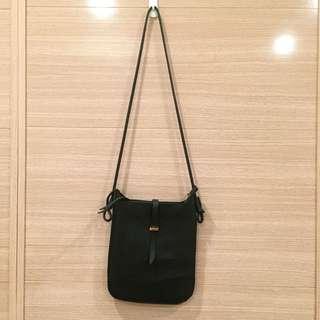 🔸全新🔹黑色皮革小包 掛包