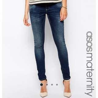 [Price Reduced] BNIB ASOS Maternity Ridley Skinny Jean