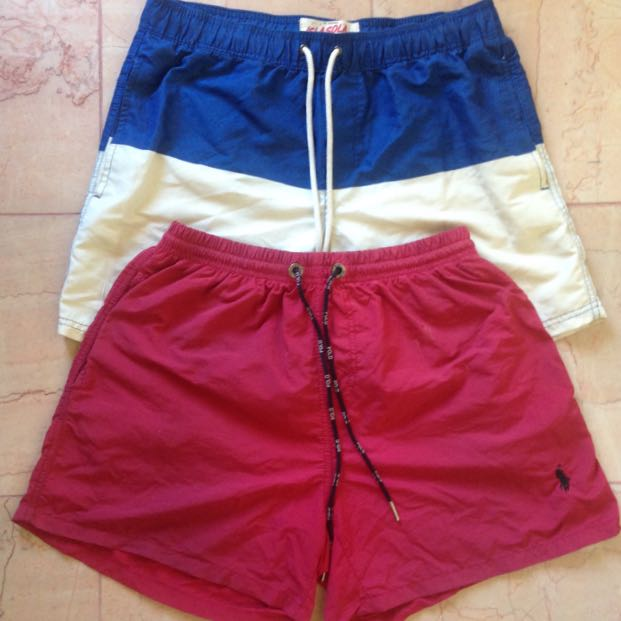 2 X Swim Short - Replica Ralph Lauren