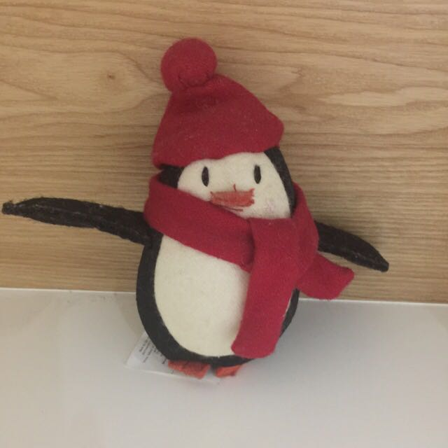 星巴克企鵝