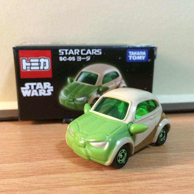 尤達大師 星際大戰 Star War 迪士尼 Disney系列 多美 Tomica 小汽車  Tomy Takara