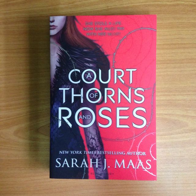 super speciali 2019 autentico vendita calda online RESERVED. A Court Of Thorns And Roses By Sarah J Maas