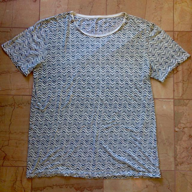 Bali Boat Shed - Oversize T-Shirt (Large)