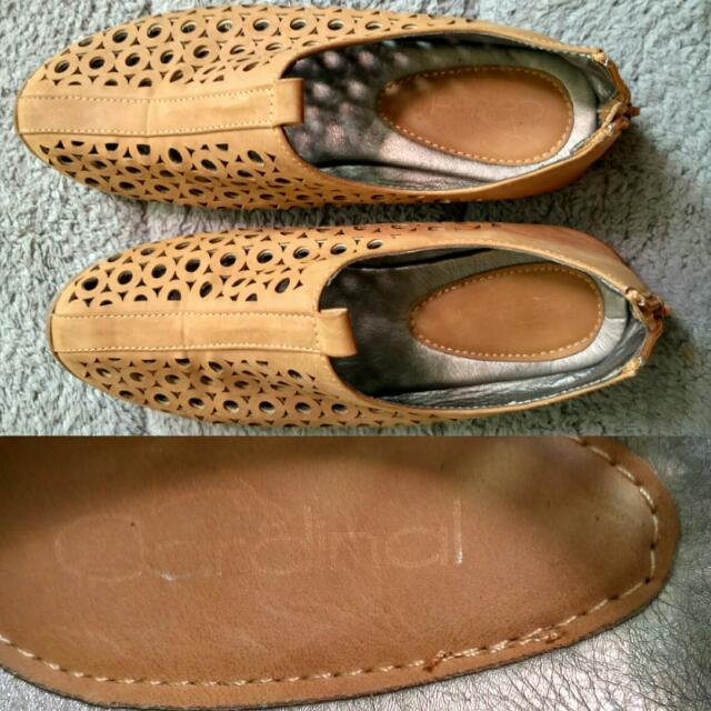 Cardinal Preloved Shoes