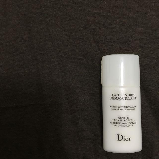 Dior卸妝乳
