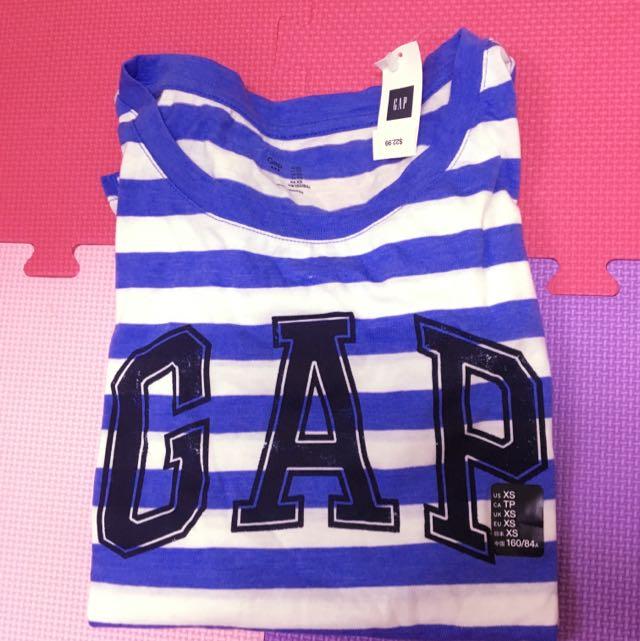 Gap藍條紋,XS