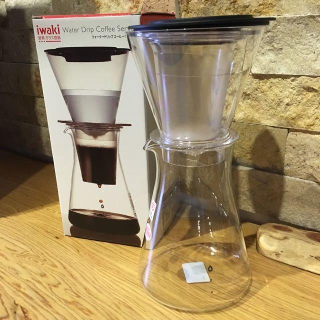 【日本IWAKI】440ML冰滴咖啡壺