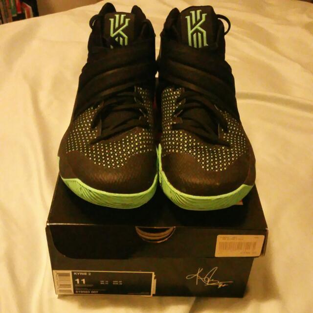 "Kyrie 2 ""Kyrie-oke"" Basketball Shoes Size 11mens"