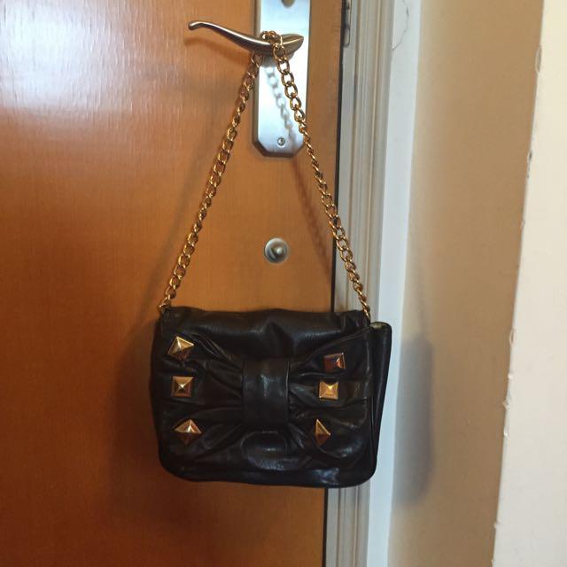 8a6c560a Leather Handbag (Harvey Nichols)
