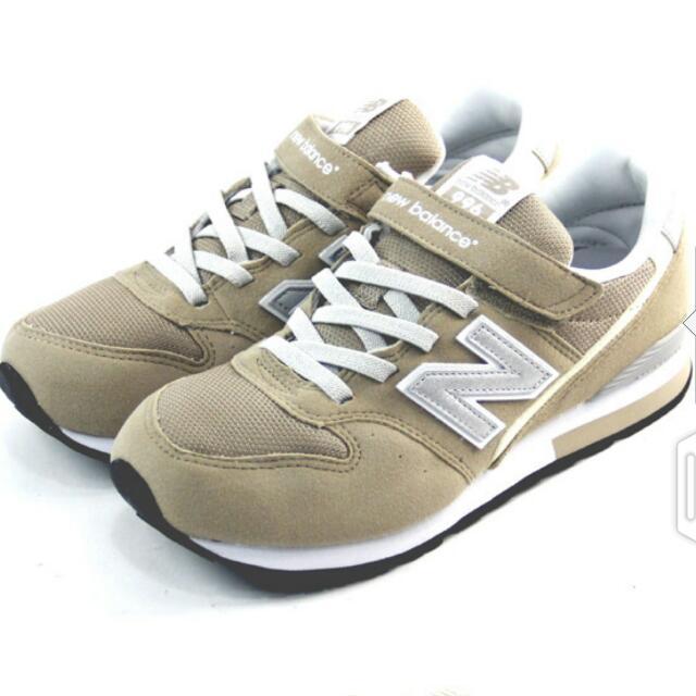 (免運)New Balance紐巴倫 TIER 3 經典 復古 慢跑鞋 女鞋 996 魔鬼氈 卡其 含運