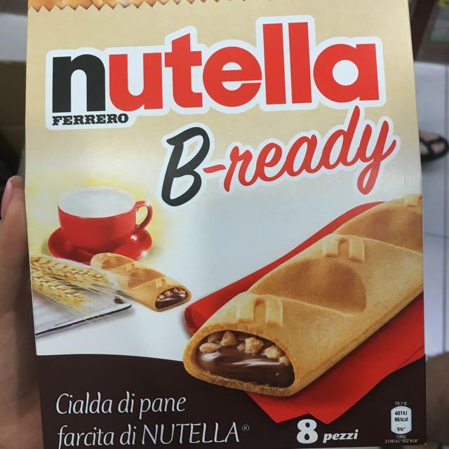 Nutella 巧克力