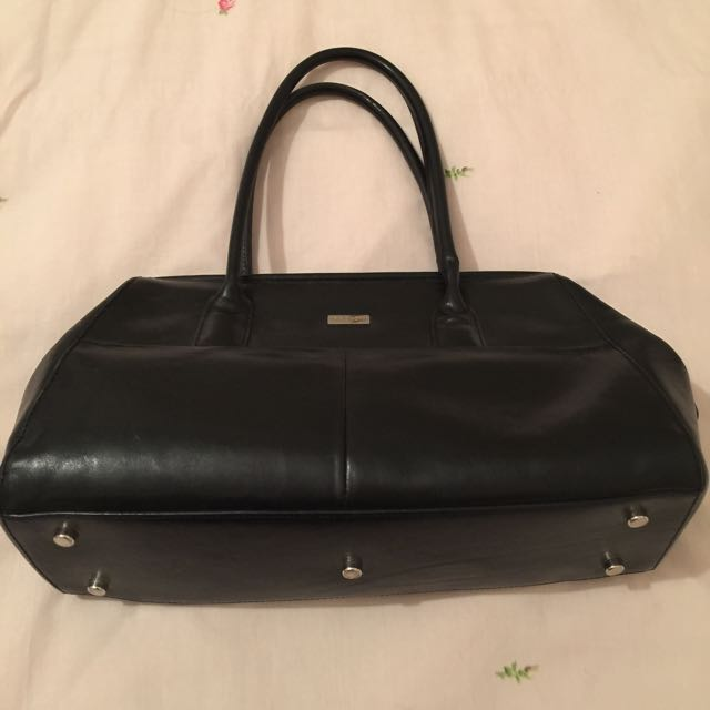 Oroton Black Bag