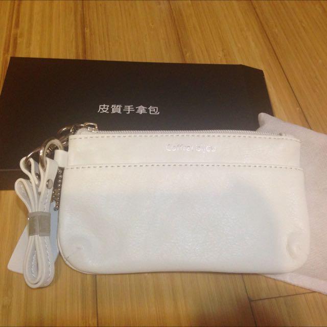 Sony全新質感皮質手拿包