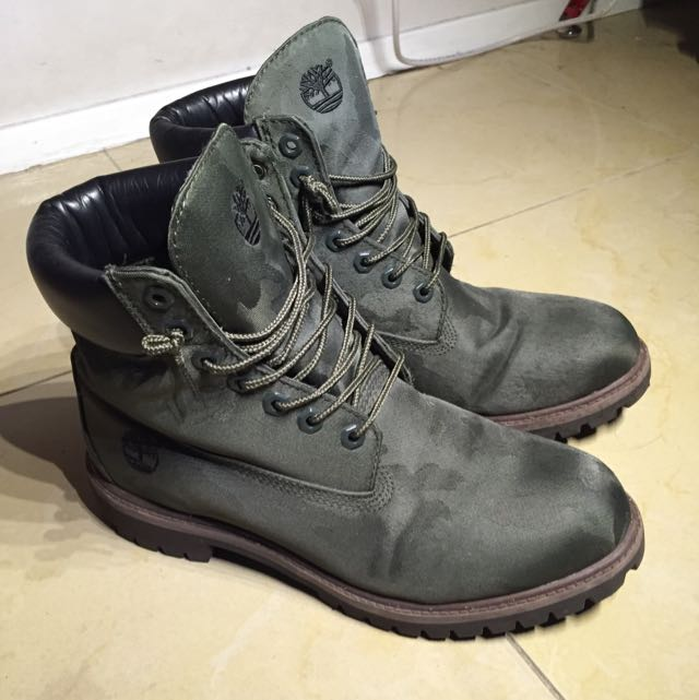Timberland 6-inch Premium Icon Boots - Authentic