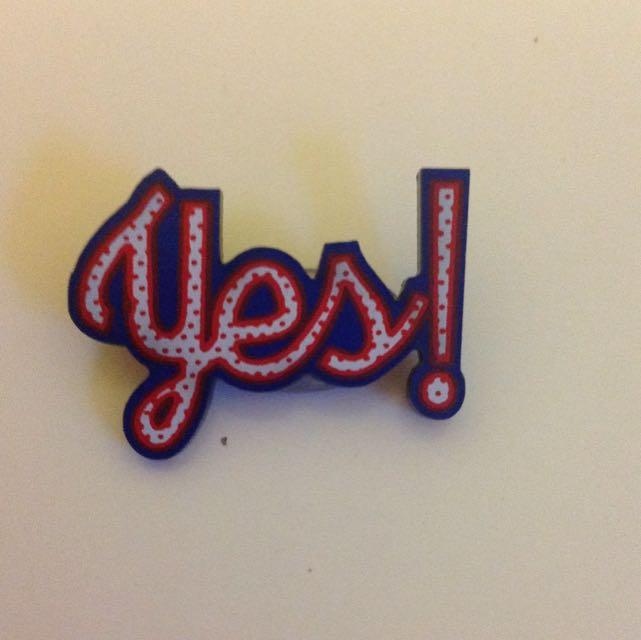 Yes! Pin