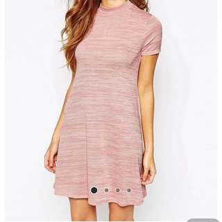[Price Reduced] Warehouse Space Dye Swing Dress